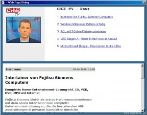 CHIPtv Screen Shot News