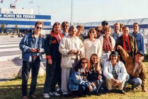 Das Neues Drehteam 1993