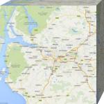 Silicon Glen - der Landstrich zwischen Glasgow und Edinburgh