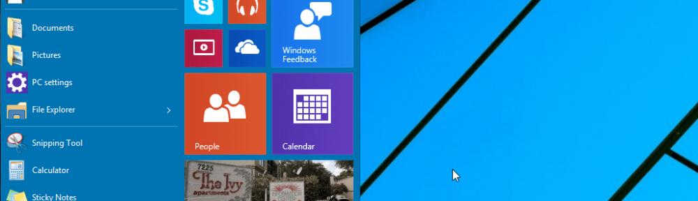 Windows 10: Ein kleiner Schritt zurück, ein großer Sprung nach vorn?