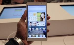 Informationszentrale in der Tasche von Huawei