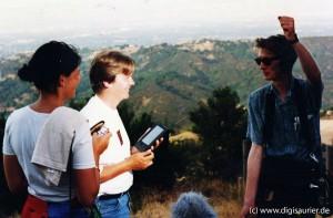 Der Apple Newton - ein PDA (Personal Digital Assistant) aus frühen Computerzeiten
