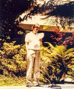 Christian Spanik bei der Recherche im Silcon Valley (1 von 1)