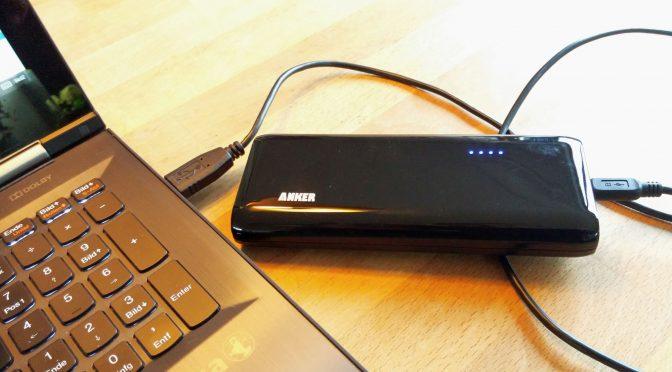 5 nützliche Gadgets für das Notebook unterwegs