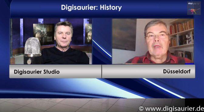 Digisaurier Live-Talk Computerhelden – Shiraz Shivji und Marco Börries