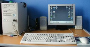 Der Acorn Risc-PC (Foto: APDL)