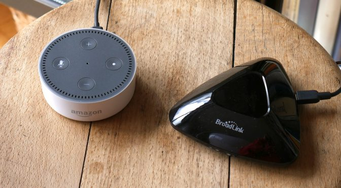 Praxis: Alexa macht das Home smart