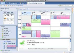 So viel Agenda steckt in Lotus Notes - bis zum heutigen Tag