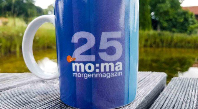 Heute abend Live-Sendung: Von 25 Jahre MoMa bis Blockchain – wer braucht das?