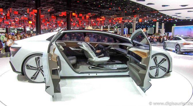 Wollen wir das kluge Auto? Autonomes Fahren und die Digisaurier auf der IAA 2017