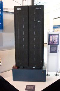 Deep Blue, der erste Computer, der einen Schachweltmeister schlug