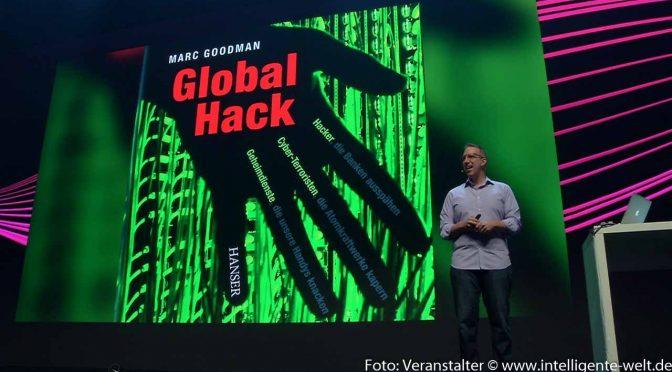 Marc Goodman schreibt Bücher über Gefahr im Cyberspace