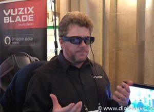 Smart Glasses von Vuzix - MWC2018
