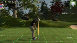 The Golf Club: Beeindruckend, aber nicht wirklich wie auf dem Rasen