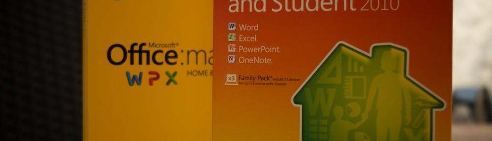 Warum ich Software-Abos nicht mag und trotzdem Office 365 gemietet habe