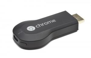 Chromcast, das simplest mögliche Streaming-Gerät