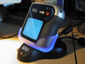 Der Rio Karma - einer der besten MP3-Player aller Zeiten