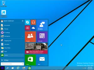 Windows 10: Jetzt neu/alt mit dem Startmenü