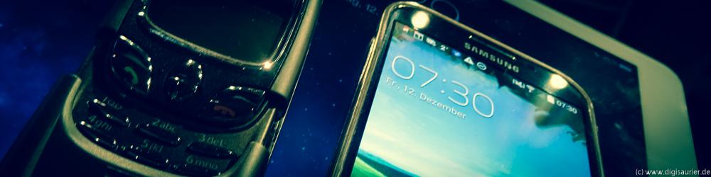 Mein erstes Handy – Ericsson GH 172