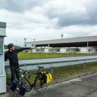 Udo Eling am Grenzübergang (1 von 1)
