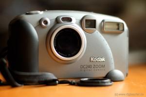 Meine erste Digitalkamera mit zwei Megapixel