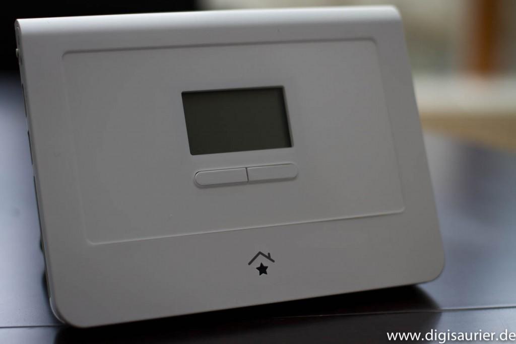 Auch ein Computer: Die Zentraleinheit der Heizungssteuerung RWE Smarthome