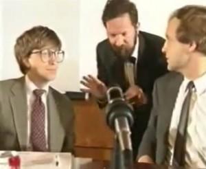 Microsoft Pressekonferenz Moskau