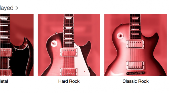 Apple Music – erster Eindruck