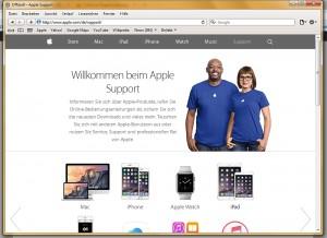 Safari - der Apple-Brwoser