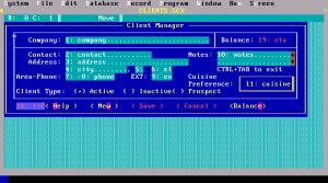 Foxpro war nach der Premiere 1984 sehr populär