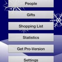 Xmas Organizer - für jeden das passende Geschenk