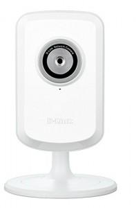 Die eingesetzte Dlink-IP-Cam für schlappe 30 Euro