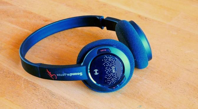 Für größere Ansicht Maus über das Bild ziehen Creative Sound Blaster Jam GH0300 Bluetooth-Headset