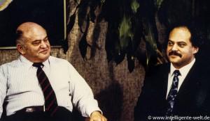 Vater und Sohn Tramiel von Atari (1 von 1)