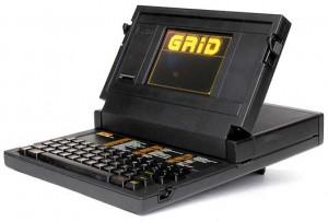 GRiD Compass 1100 - der erste Tragbare im Clamshell-Design