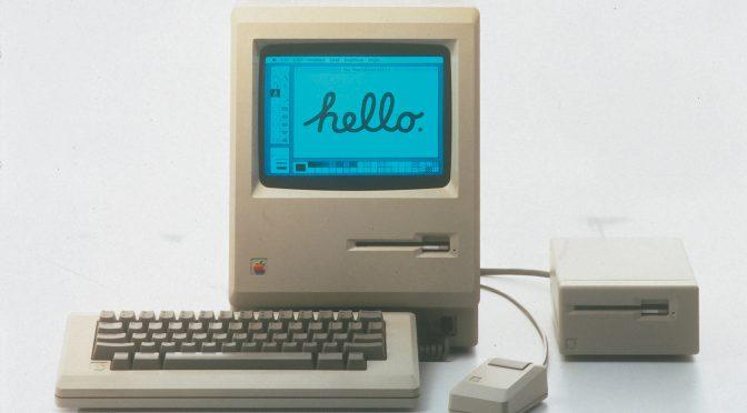 Der Mac - 1984
