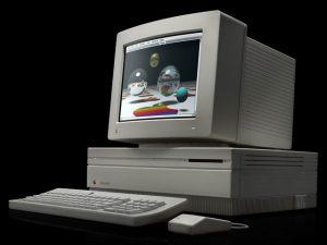Der Mac II - eine stattliche-schöne Erscheinung