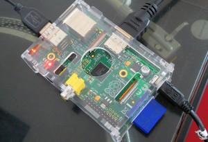 Der Raspberry Pi tut Dienst als MediaCenter