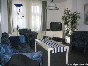 Unsere Wohnung in den 90igern - vor Digitalisierung der Nordsee-Inseln (1 von 1)