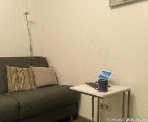 eBook und Tablett an der Nordsee - Digitalisierung der Nordsee-Inseln (1 von 1)