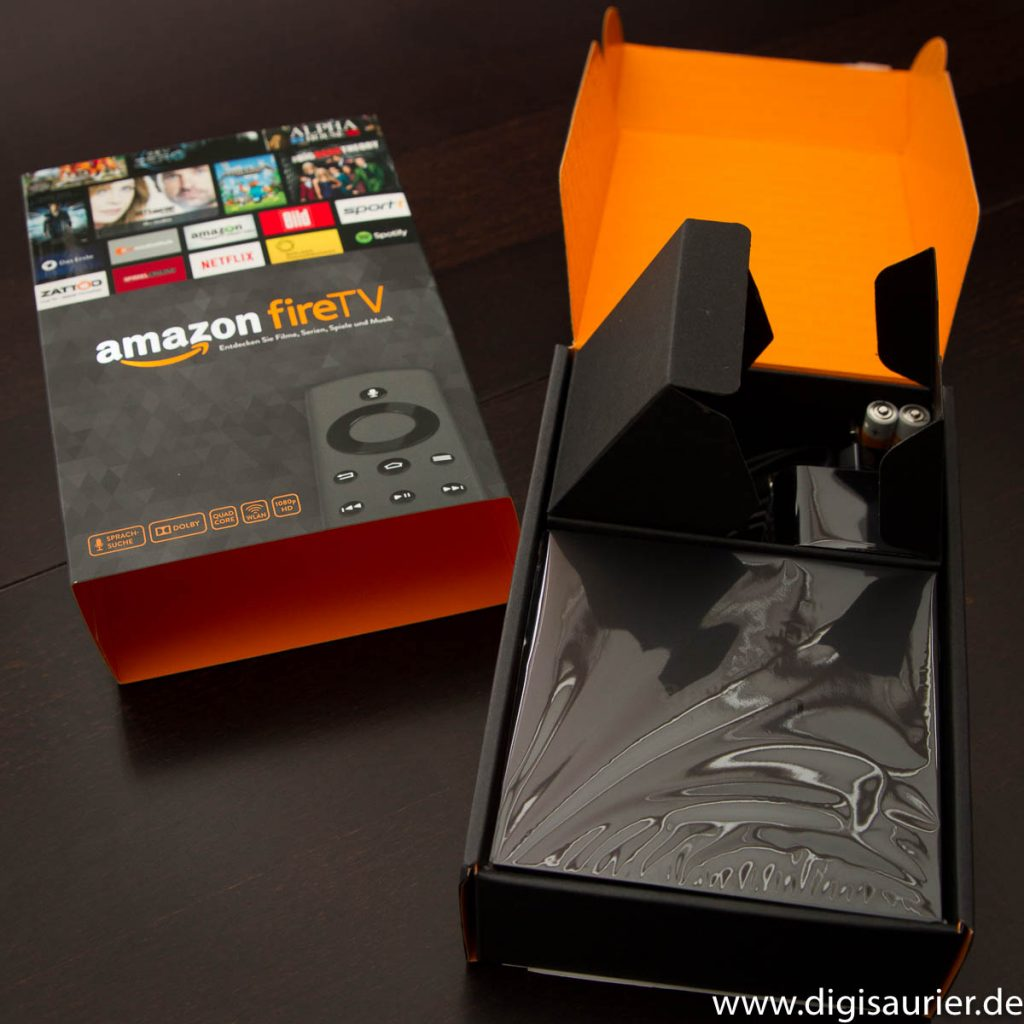 Insel-Lösung: Amazon Fire TV unterstützt zum Beispiel kein Airplay.