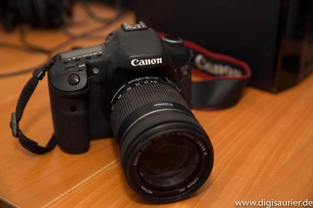 Digitale Kameras - Bilder im Handumdrehen veröffentlichen.