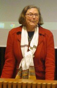 Computerfrau Christiane Floyd – Von WiseWoman - Eigenes Werk, CC-BY-SA 4.0, https://commons.wikimedia.org/w/index.php?curid=39318648
