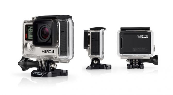 GoPro Hero4 black - der Action-Cam-Star