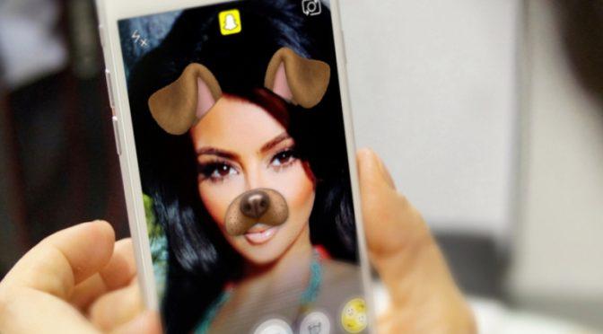 So lustig sehen Snapchat-Bilder aus (Foto: zap2it)