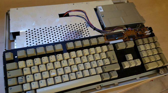 Mein Amiga-Revival und warum es an der Floppy scheiterte