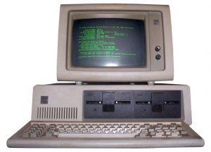 Das isser: Der allererste IBM PC der Baureihe 5150
