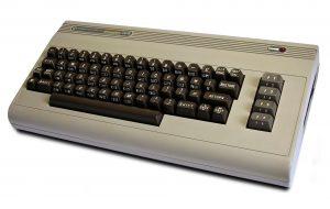 Der Original Brotkasten - ein Commodore C64