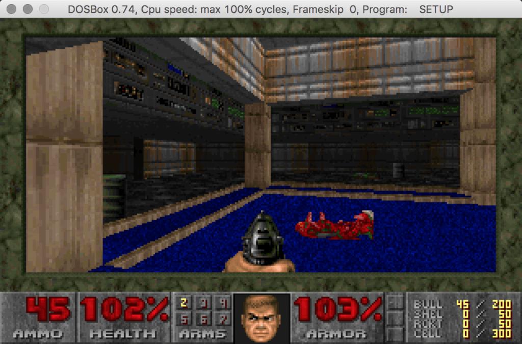 Angstmacher: Nachts alleine im Büro Doom spielen