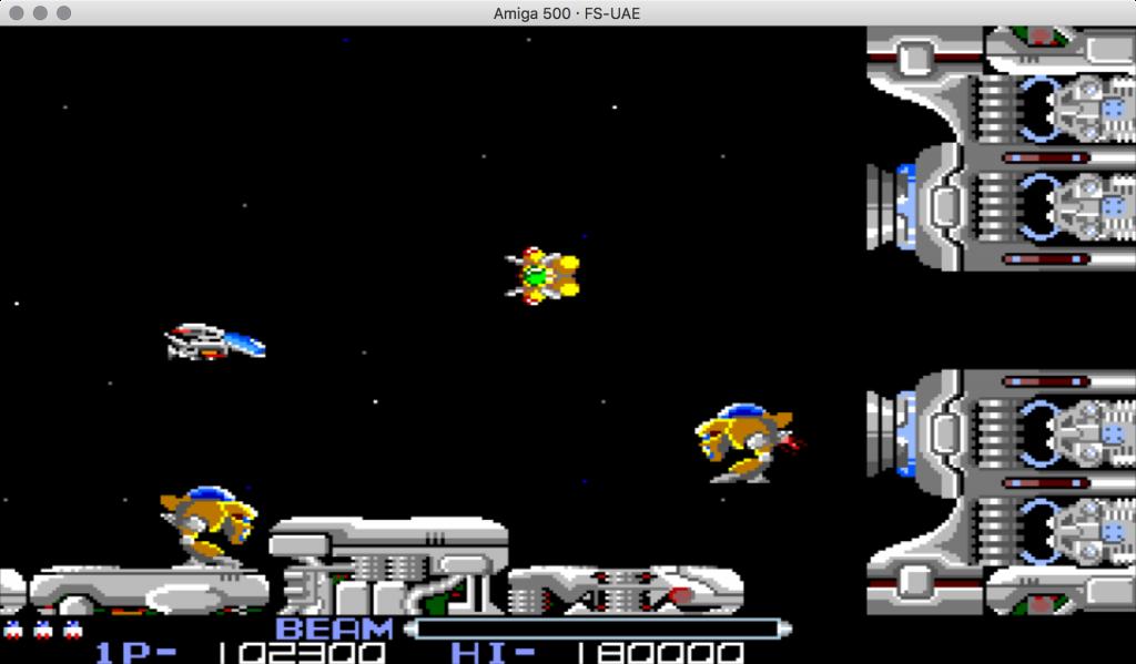Der Soundtrack war der Hammer: R-Type hat mich damals zum Amiga gebracht.